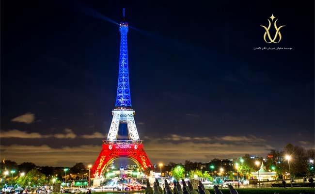 شهرهای فرانسه پاریس