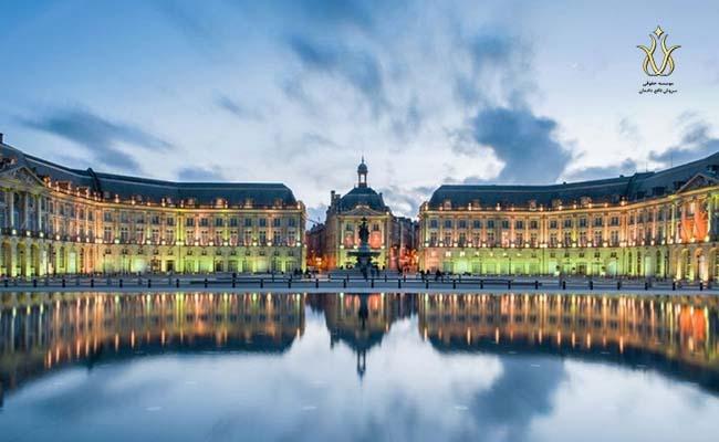 اقامت در فرانسه بوردو