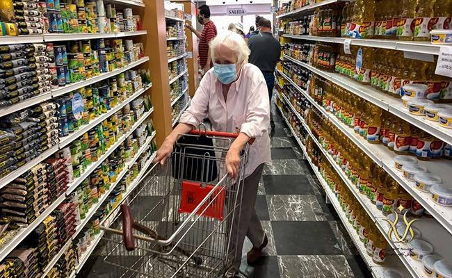 هزینه مواد غذایی در آمریکا در سال 2020