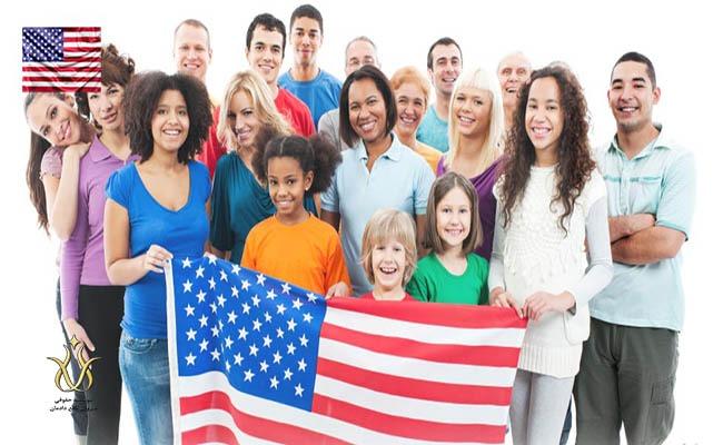 مردم ایالات متحده آمریکا