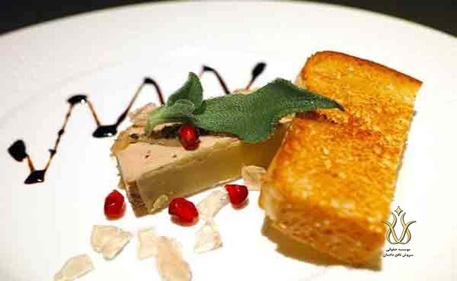 زندگی در فرانسه foie-gras