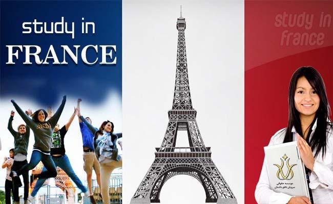 هزینه ویزای تحصیل در فرانسه