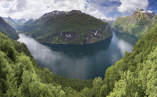 ویزای تحصیلی در نروژ Fjord