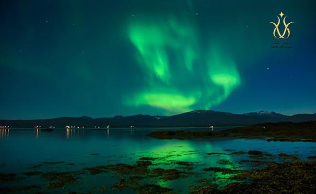 ویزای شینگن اروپا شفق قطبی