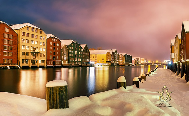 تابعیت نروز شهر تروندهایم در کشور نروژ