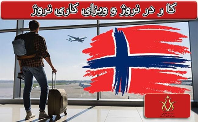 انواع ویزای کار در نروژ