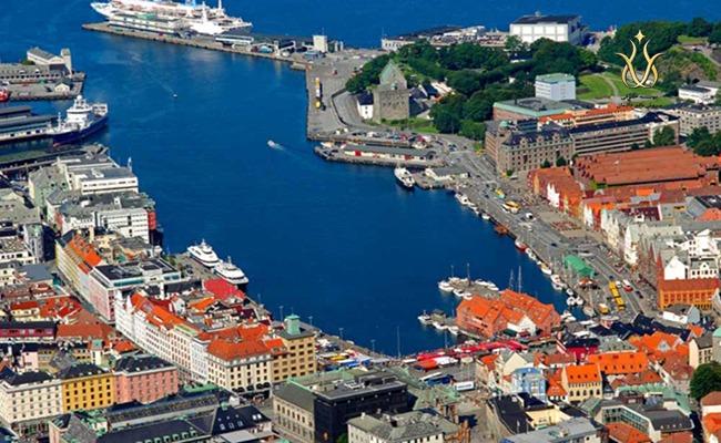 تابعیت نروژ شهر برگن