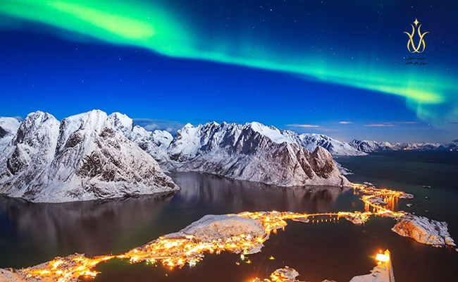 اقامت نروژ و جاهای دیدنی