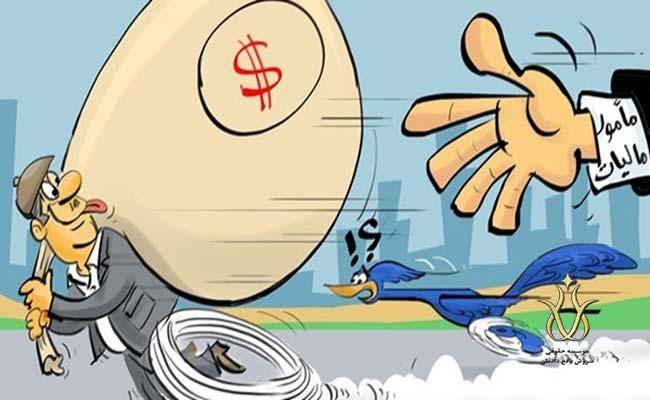 جرم فرار مالیاتی