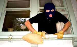 سرقت و دزدی طلا از منزل